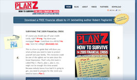 Plan Z Screenshot