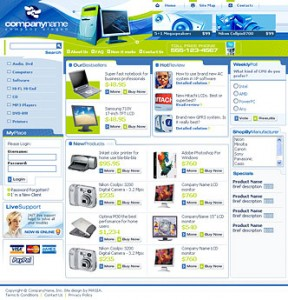 store-shop-site-template